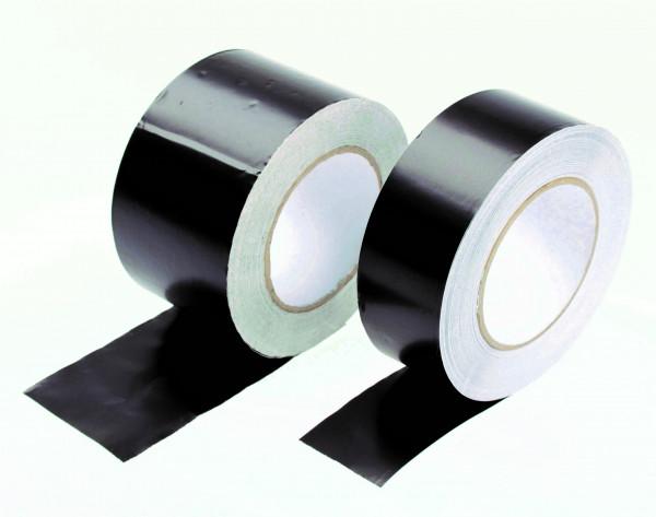 Nastro adesivo in alluminio verniciato - 11 933 Alu SE nero